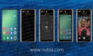 The dual-screen nubia leaks again, it's called the Z18S