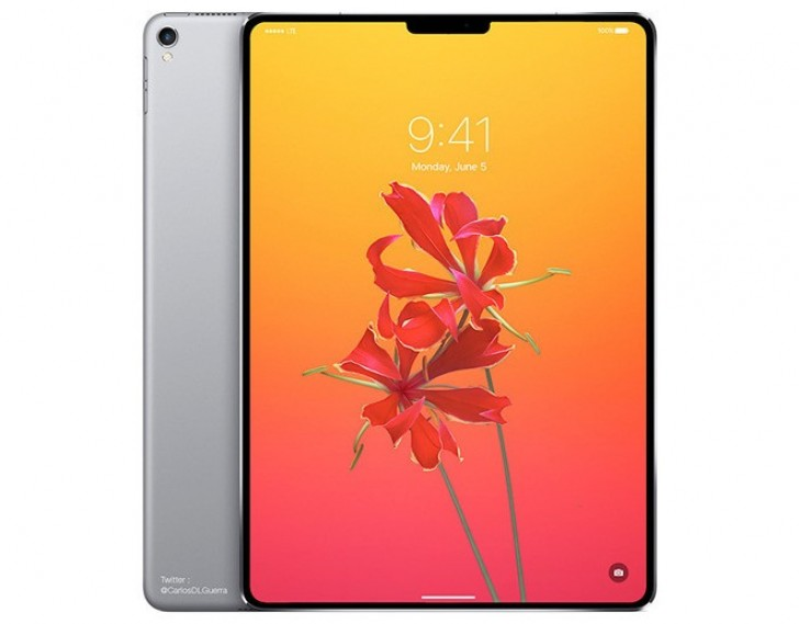 IPad Pro 2018 Lineup To Feature Slimmer Bezels Without Headphone Jack