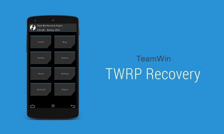 TWRP custom recovery support list expanded to include the Xperia X