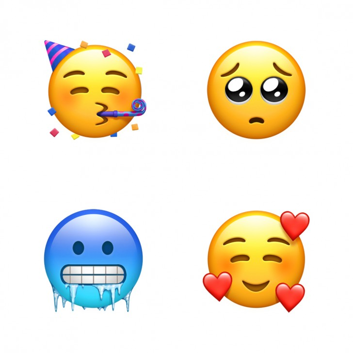 70 new emojis are coming soon (including more hairstyles!)