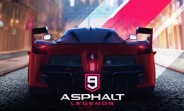 Asphalt 9: Legends live on iOS and Android a day ahead of schedule