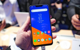 Asus Zenfone 5Z US pre-orders open at $500