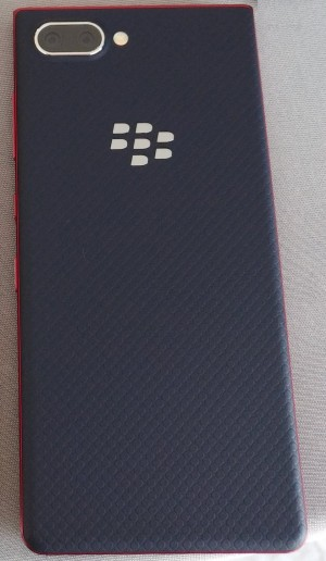 BlackBerry Key2 Lite makes an appearance