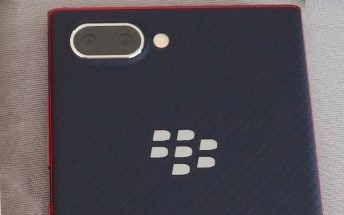 Variant of BlackBerry KEY2 passes through FCC