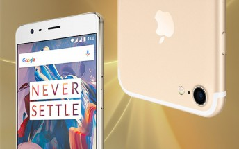 Deals: refurbished iPhone 7 and OnePlus 3T
