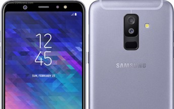 Samsung launches Galaxy Jean, a rebranded Galaxy A6+ (2018)