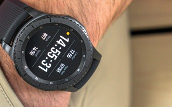 Samsung Gear S3-series get firmware update, fixes the battery overheating issue