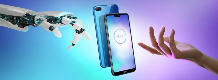 Honor 9N goes official with 5 84-inch notched display, dual