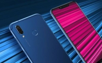 Honor Play shines on the global scene for €329