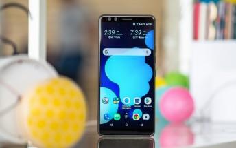 HTC U12+ finally gets Android Pie update
