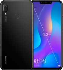 Huawei Nova 3i in Black