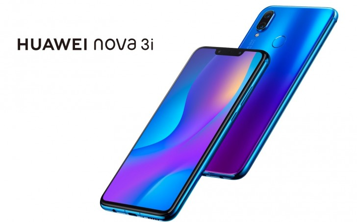 Huawei nova 3i announced with Kirin 710 - GSMArena com news