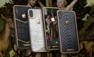 Caviar unveils the iPhone X Temptation inspired by the biblical story