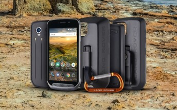 Land Rover Explore phone now available in Europe with a free Adventure Pack