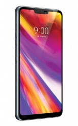LG G7 ThinQ in Platinum