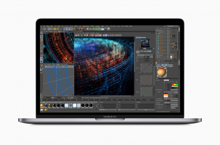 Apple Upgrades MacBook Pro With Improved Keyboard, True Tone Display, More