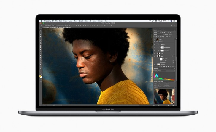 Apple refreshes its Macbook Pro laptops with 8th gen Intel CPUs