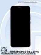 Unofficial Xiaomi Mi 8 Explore variant (photos by TENAA)