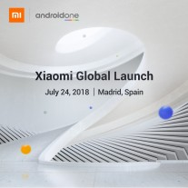 Xiaomi officially confirms the Mi A2 Lite (launching on July 24)