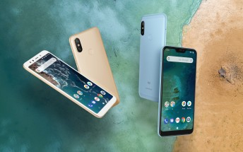 Xiaomi Mi A2 and Mi A2 Lite official, coming to Europe later this month