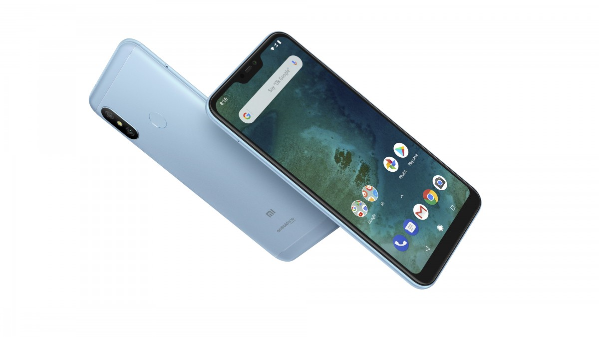 Xiaomi Mi A2 and Mi A2 Lite official, coming to Europe later