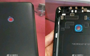 Xiaomi Mi Max 3 back panel leaks, humongous battery incoming