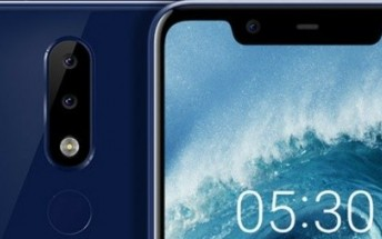 Nokia X5 to come with Helio P60, new press images surface