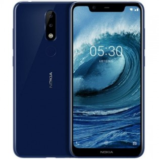 Leaked Nokia X5 press renders
