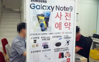 Galaxy Note9 release date confirmed by another report, list of freebies outed too