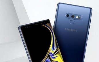 Samsung Galaxy Note9: the story so far
