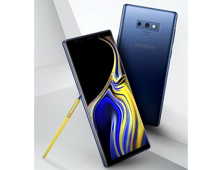 Samsung Galaxy Note 9 leak reveals two pretty convincing photos