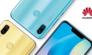 Notch-packing Huawei Nova 3 appears in new teaser