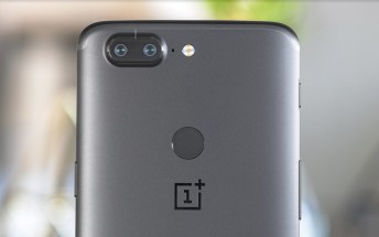 Minor update for OnePlus 5 and 5T brings August security patch