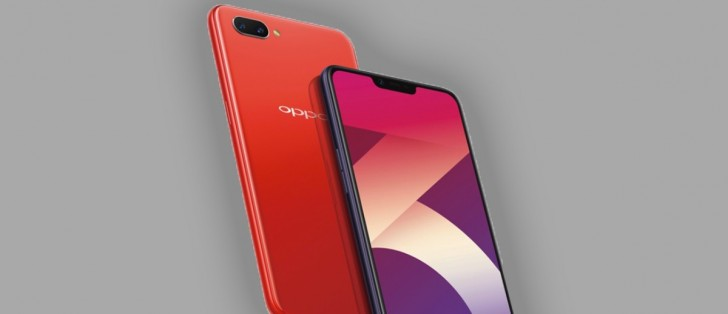 Oppo A3s Debuts With 6 2 Lcd And Snapdragon 450 Gsmarena Com News