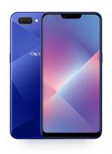 Oppo A5 in blue