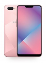 Oppo A5 in pink
