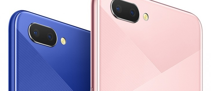 Oppo A5 Goes Official With 4 230mah Battery Snapdragon 450 Dual