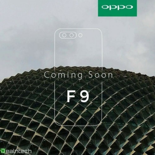 Oppo F9 Will Come With A Pro Version Passes Bluetooth Certification