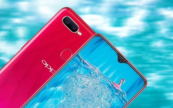 Oppo F9 Pro specs detailed in leaked sales pitch