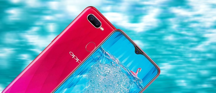 Oppo F9 Pro Specs Detailed In Leaked Sales Pitch Gsmarena Com News