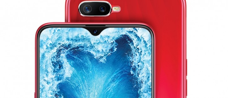 Oppo F9 Arrives On Geekbench Gsmarena Com News
