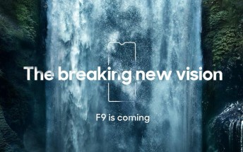 Oppo F9 teased with Essential-style notch