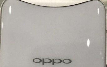 White Oppo Find X leaks ahead of possible unveiling