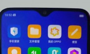 Oppo R17 spy shots offer a clear look at the new smaller notch