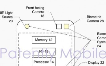 Samsung gets patent for 3D face recognition, Galaxy S10 might benefit from it