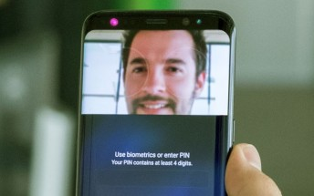 2018 Samsung Galaxy Grand Prime Plus may come with an iris scanner