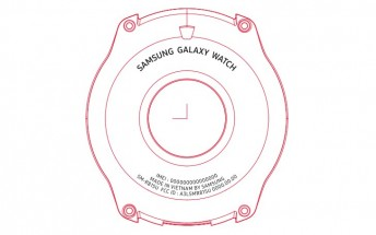 The rumored Samsung Galaxy Watch will come in two sizes