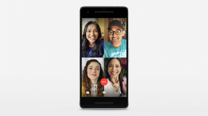 WhatsApp rolls out group video call feature