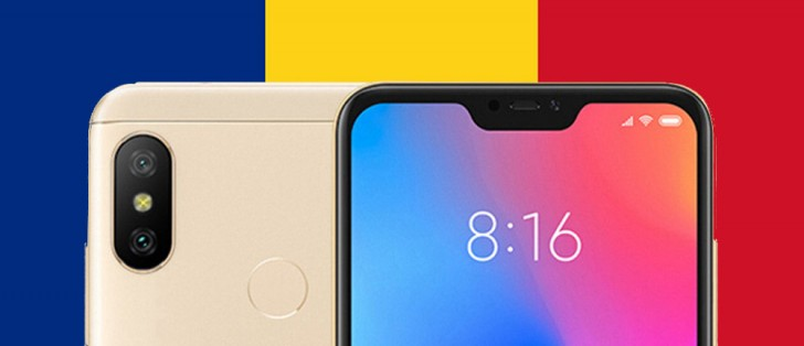 Xiaomi Mi A2 and Mi A2 Lite appear in Romanian stores, here are the prices