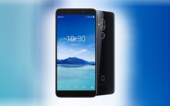 alcatel 7 arrives with dual camera and tall screen for $180